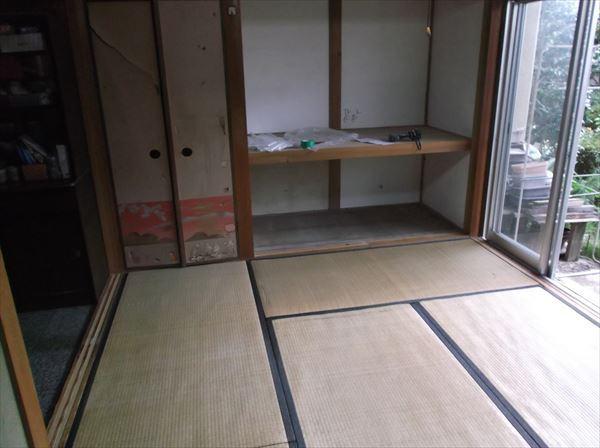 高槻 工務店 ・お風呂のリフォーム前