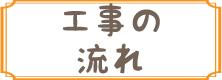 高槻浮田工務店リフォームの流れ