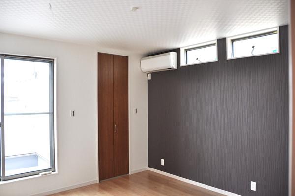 高槻 工務店 新築・建替え・寝室