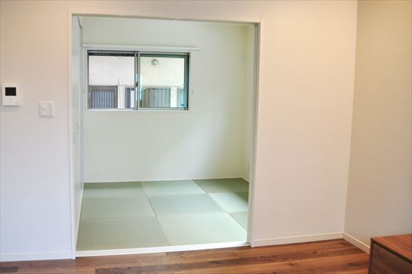 高槻 工務店 新築・建替え・洗面室