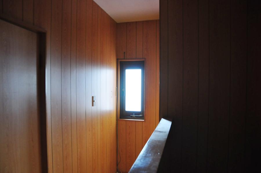 高槻 工務店 新築・建替え・一軒家階段リノベーション前