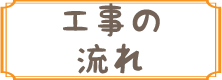 高槻浮田工務店注文住宅工事の流れ
